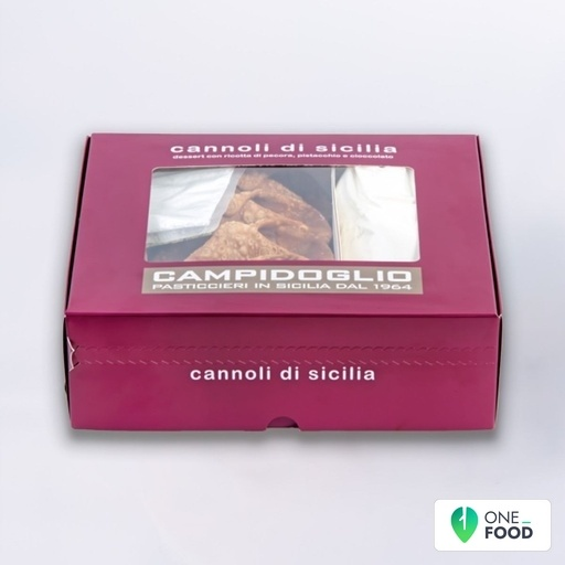 Sicilian Cannoli Kit Big